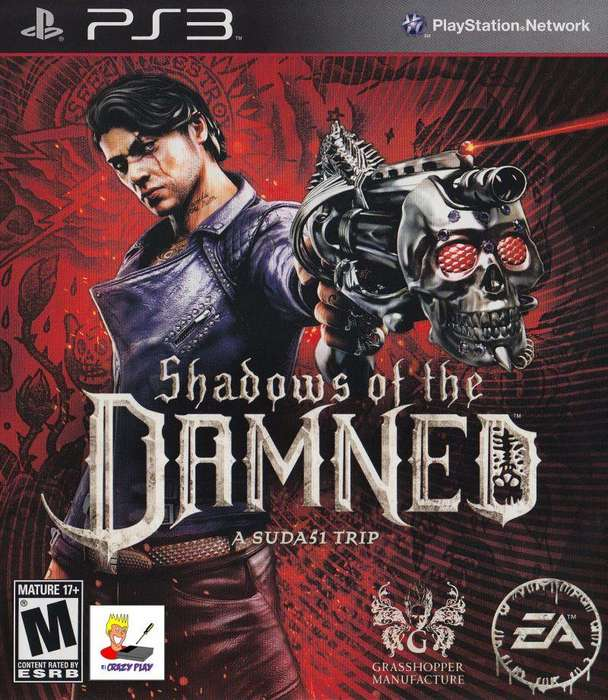 Shadows Of The Damned - A Suda51 Trip Playstation 3 Esp.