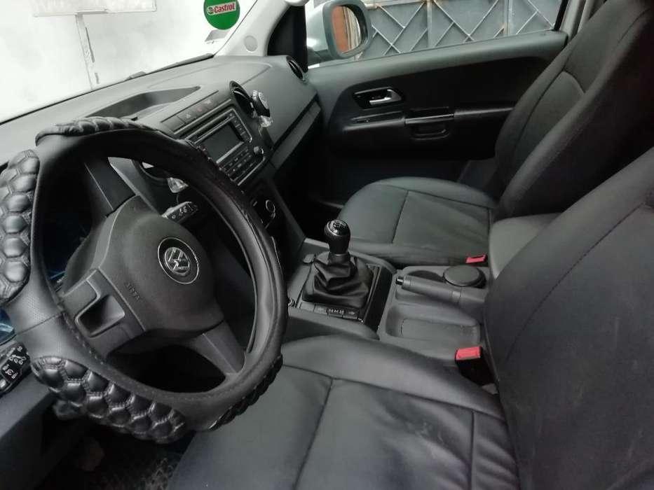 Volkswagen Amarok 2015 - 79000 km