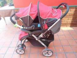 Coche Infanti Modelo G 750con Huevito