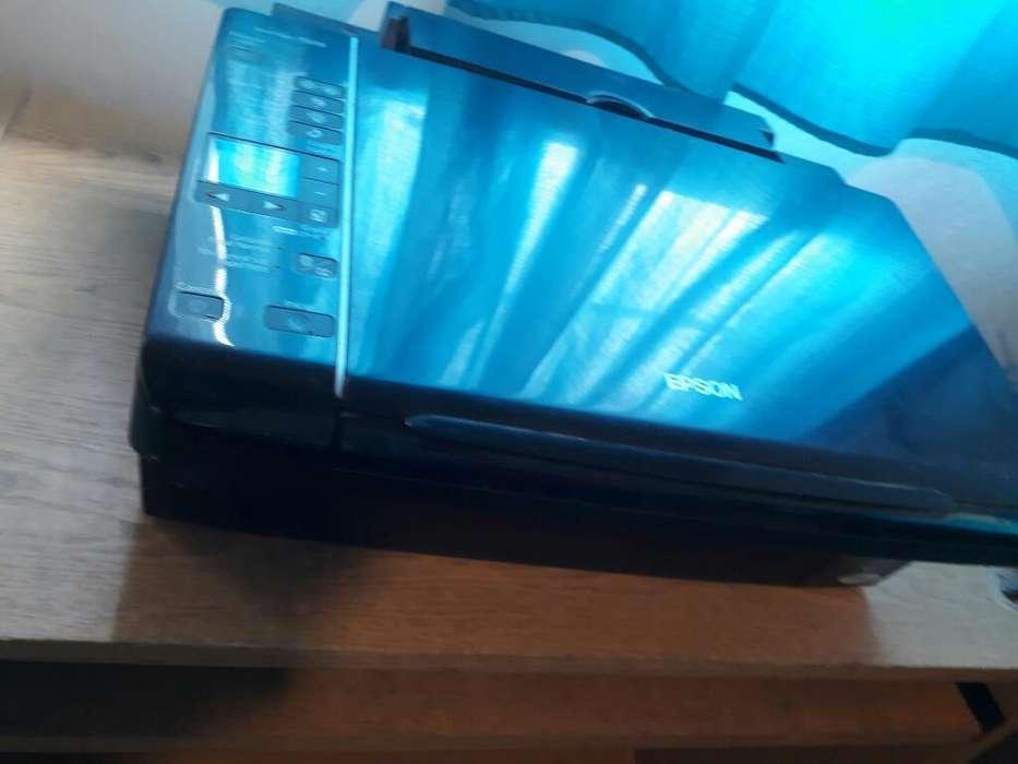 Impresora Epson Tx 210