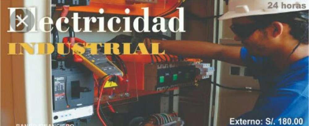 Electricita Inductrial Y Domestico
