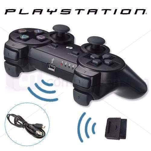 Control Play Station 2 Inalámbrico