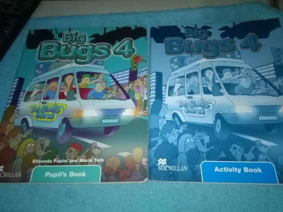 Big Bugs 4 Pupil 'S Book Activity Book Macmillan