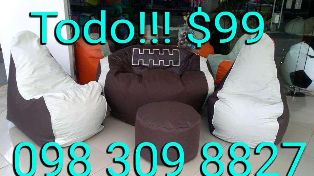 <strong>sofas</strong>, Salas Puffs,
