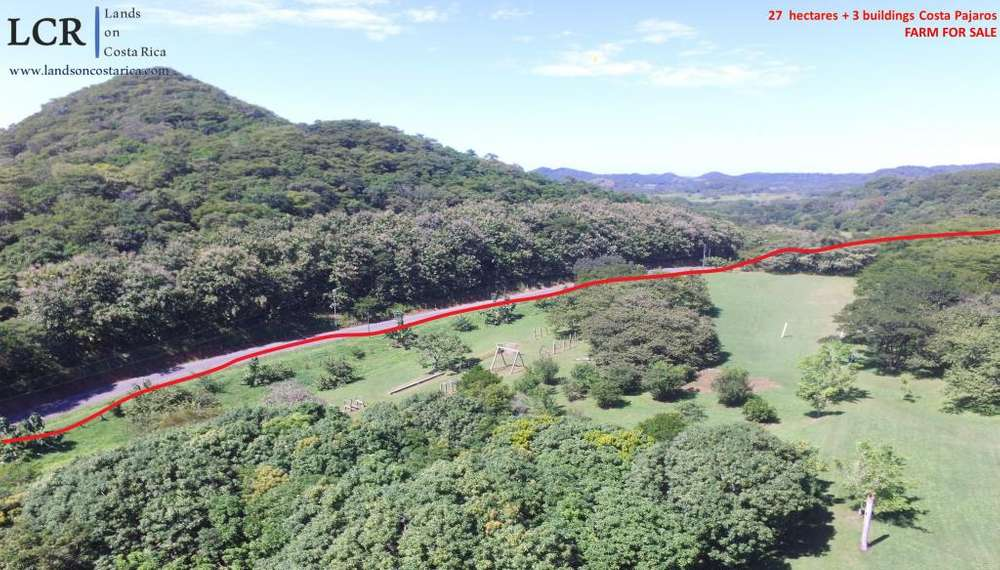 Announcing this remarkable beautiful 66 acre Ocean View Property!