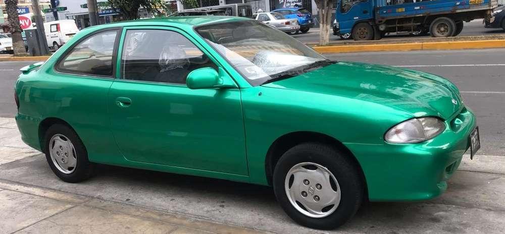 Hyundai Accent 1998 - 100000 km