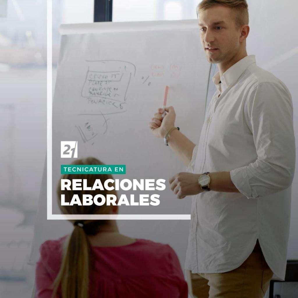 Tecnicatura en Relaciones Laborales - Universidad Siglo 21 Gualeguaychú