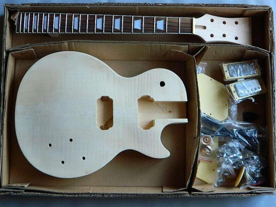 Kit Guitarra Electrica Les Paul Standard