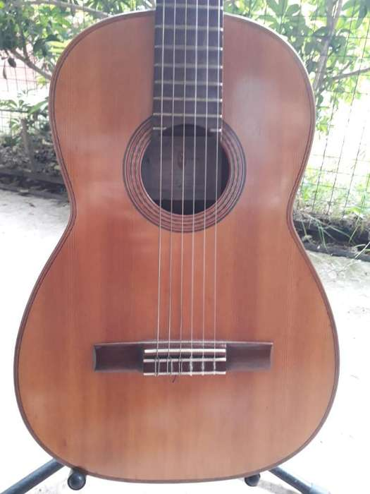 Guitarra Criolla Jose Yacopi Barcelona