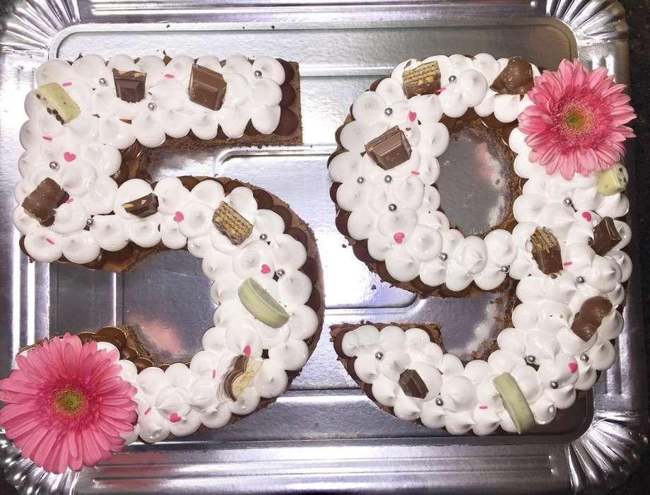 Torta Números