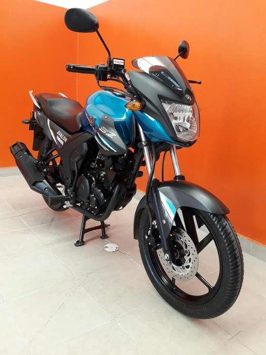 Yamaha Sz 2018 5.000km Rcbo <strong>moto</strong>s Y Tarj