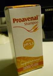 Proavenal Shampoo ph 5.5 por 20 ml cuero cabelludo sensible