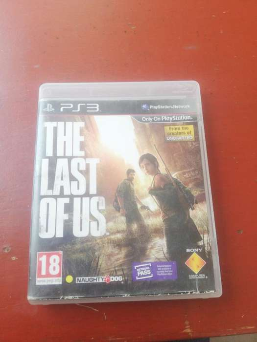 Vendo Juego Ps3 The Last Of Us
