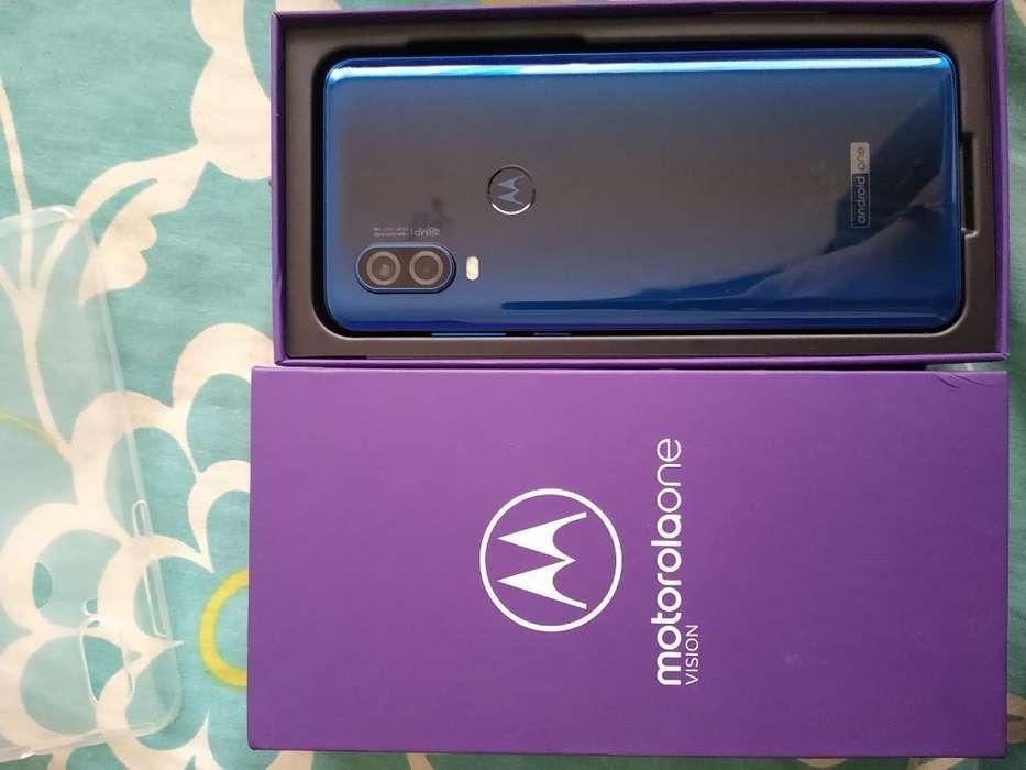 Motorola One Vision 128 Gigas Nuevo