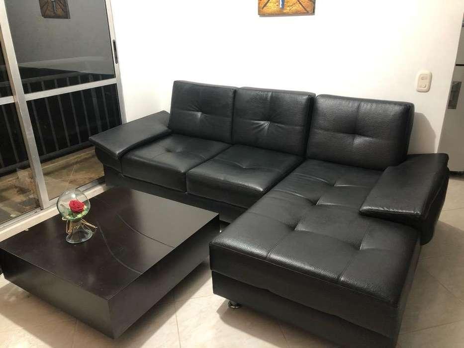 Promoción Mueble Esquinero Mesa Puff