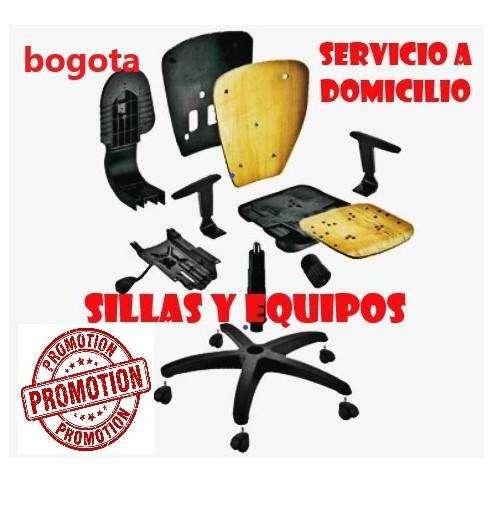 Reparacion sillas oficina Bogotá - Servicios Bogotá