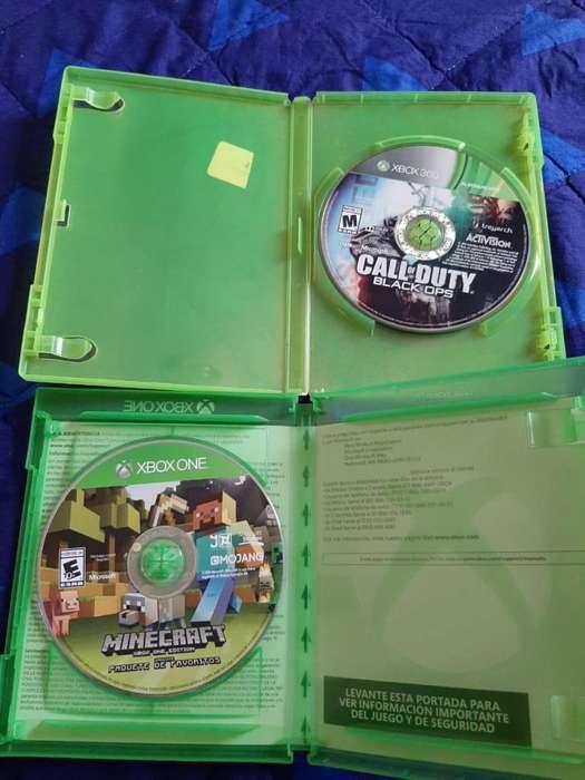JUEGO XBOX ONE Y XBOX 360