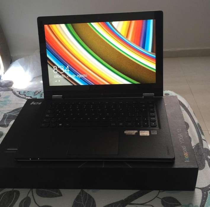 Portatil Lenovo Ideapad Yoga13Tactil