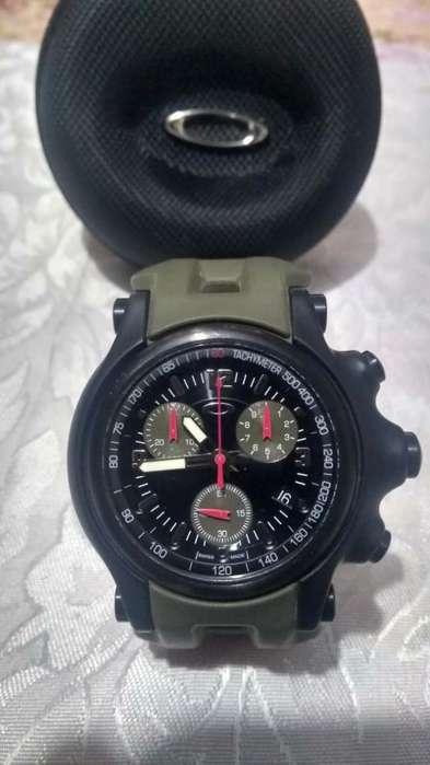 Reloj Oakley Holeshot Suizo