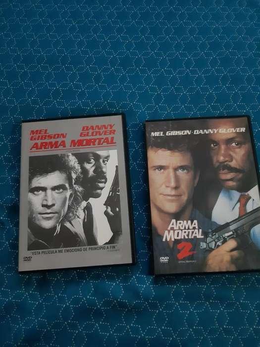 Dvds Clásicos Originales