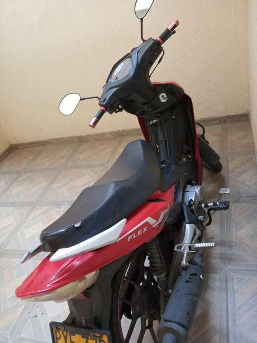 Vendo Moto Akt 125 Flex Ultra