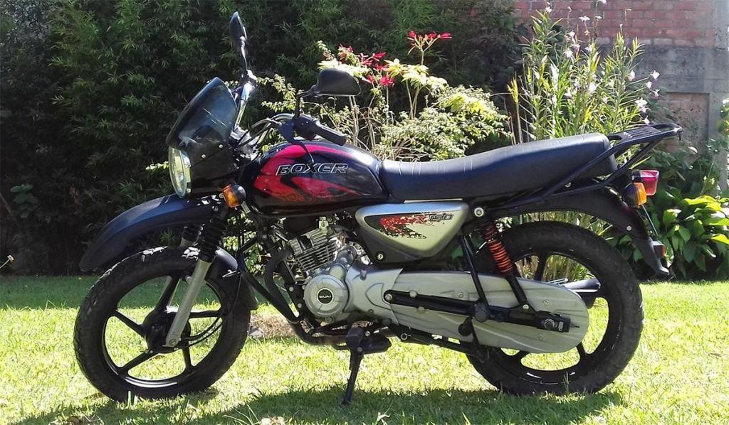 Vendo Moto Lineal BAJAJ BOXER BM 150X