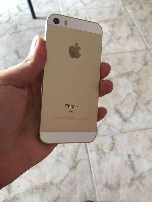 iPhone Se 32Gb Gold Usado Importado