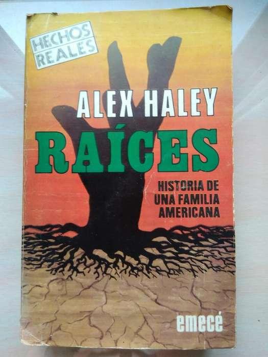 Libro Raices de Alex Haley