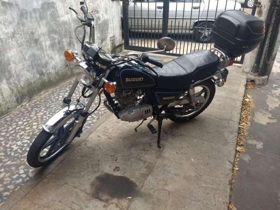 Suzuki GN 125 /2013 imp tit pap al dia 1155260129