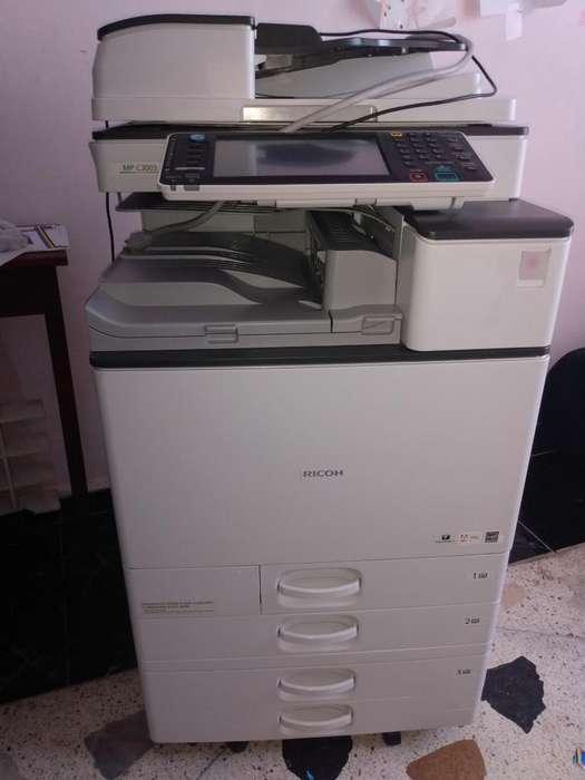 Fotocopiadora Ricoh Mpc 3003