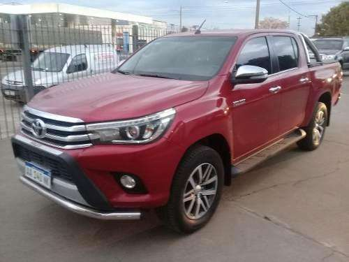 Toyota Hilux 2016 - 51400 km