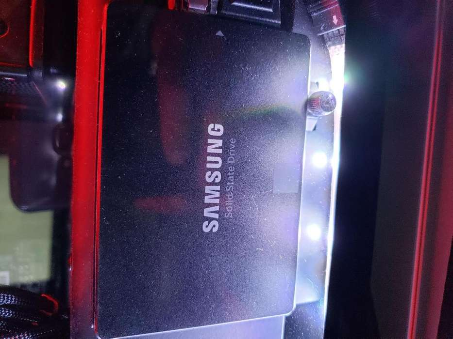 Ssd 500gb Samsung Evo
