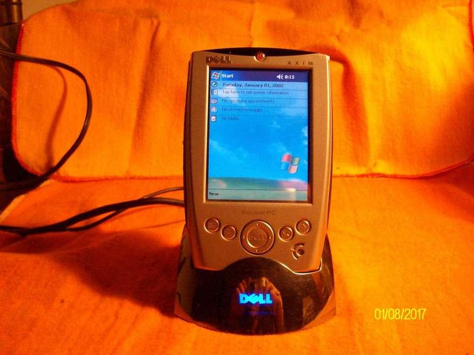 <strong>dell</strong> Axim X5 400 Mhz Pocket Pc Funcionando Perfecto