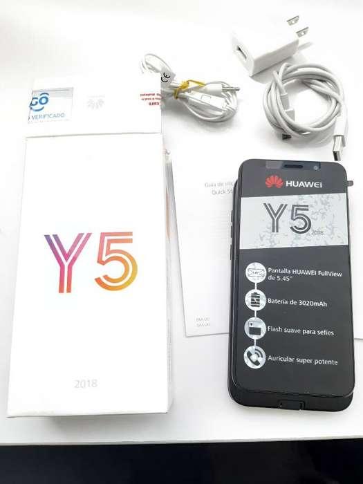 Vendo Celular Huawei Y5 2018 Nuevo