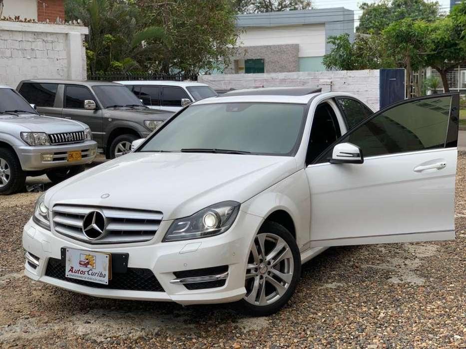 Mercedes-Benz Clase C 2013 - 41000 km