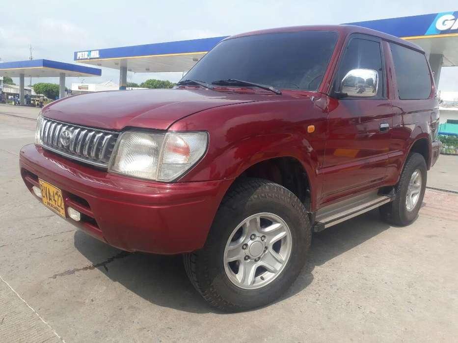 Toyota Prado 2000 - 124820 km