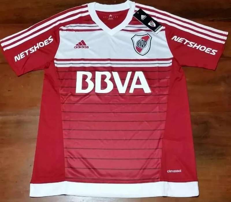 Camiseta River Plate Bordo