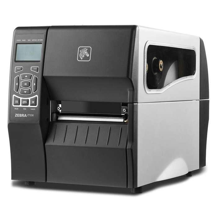 Impresora Zebra zt230 con 6 meses de garantia