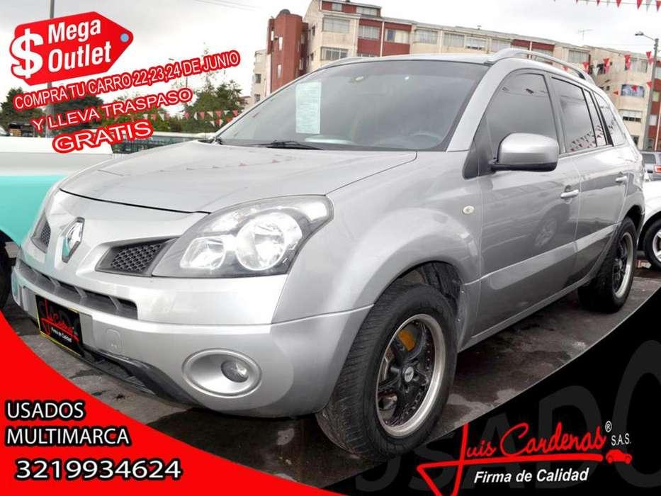 Renault Koleos 2010 - 116000 km