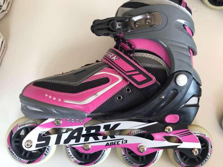 Roller Profecionales Stark Extensible !