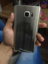 Galaxy Note 5 Libre Unico Detalle Atras