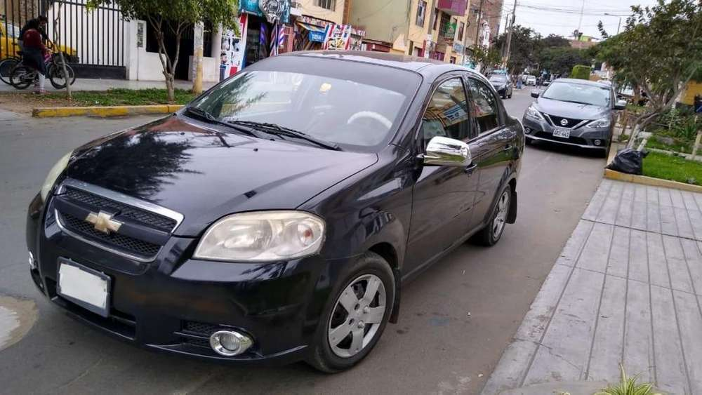 Chevrolet Aveo Emotion 2012 - 200000 km