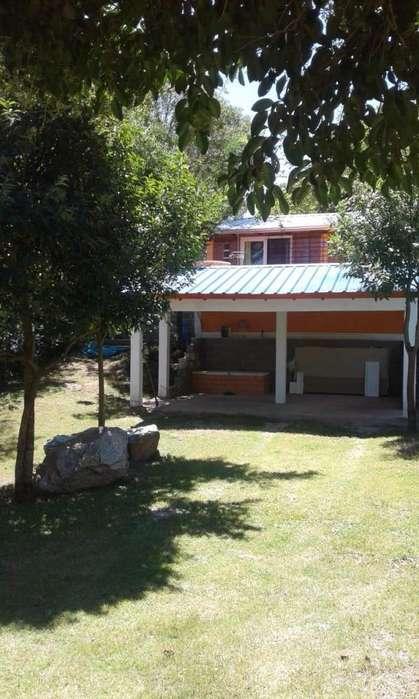 Alquilo casa en AGUA de ORO