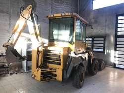 Pala Y Retro Excavadora Zmg Wz180 2011