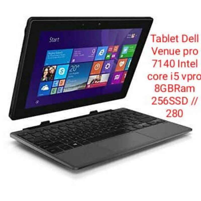 Tablet Dell Venue 11 Pro 7140 I5