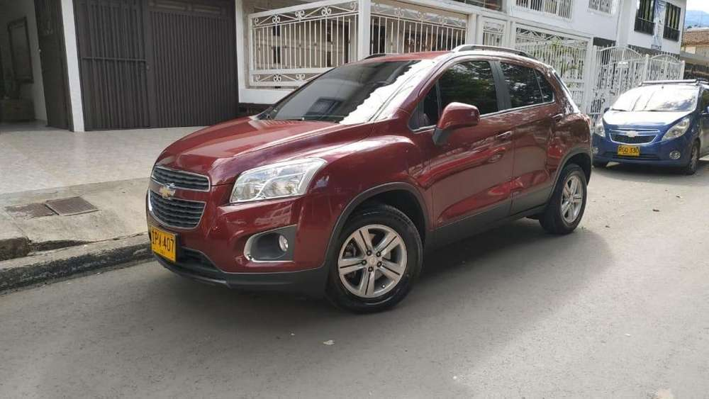 Chevrolet Tracker 2016 - 45000 km