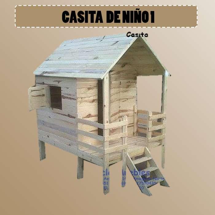 CASITA DE INFANTIL