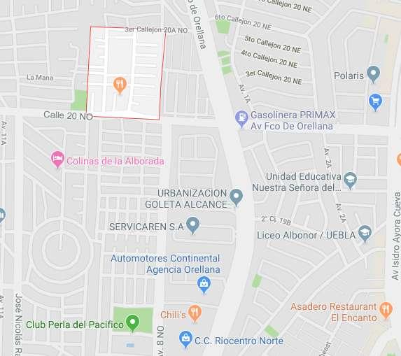 Los Rosales, 105m², Buena ubicacion, Terreno en venta