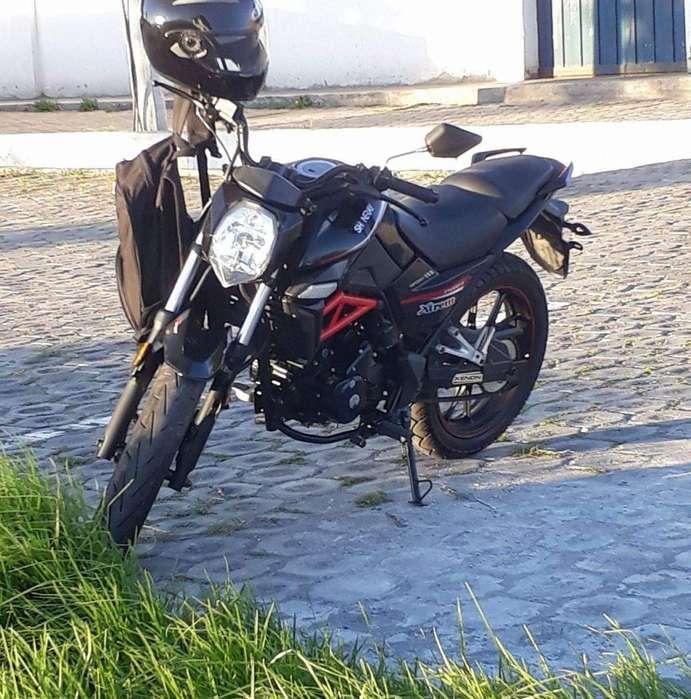 Moto Shineray Xy 200 9 Año 2017