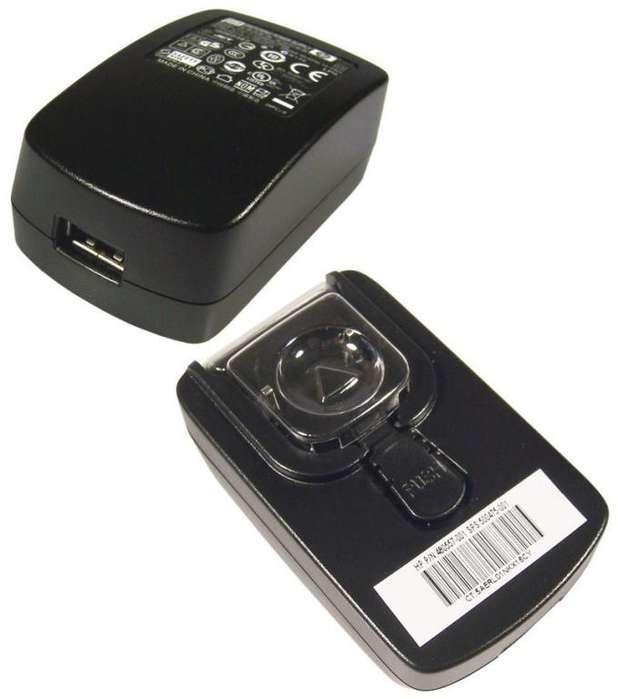 Fuente de Alimentación USB Cargador De Pared CA Marca HP